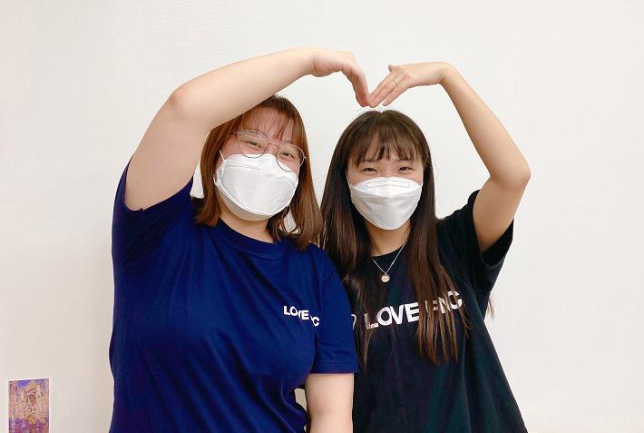 [스토리] LOVE FNC 청년 서포터즈 프렌즈 3년 활동 소감기