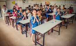 [후원] 코로나19로부터 캄보디아 학교를 지켜주세요