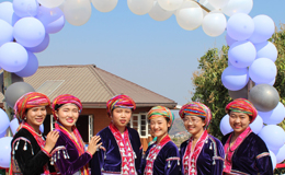 LOVE FNC SCHOOL 7号がミャンマー Alleh-Goneにオープンしました!